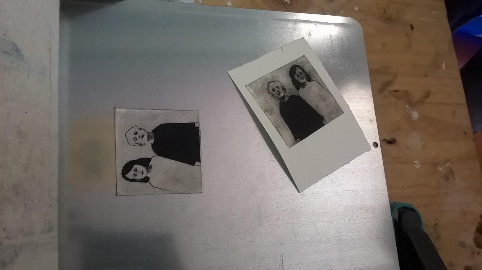Stage de gravure à Nantes