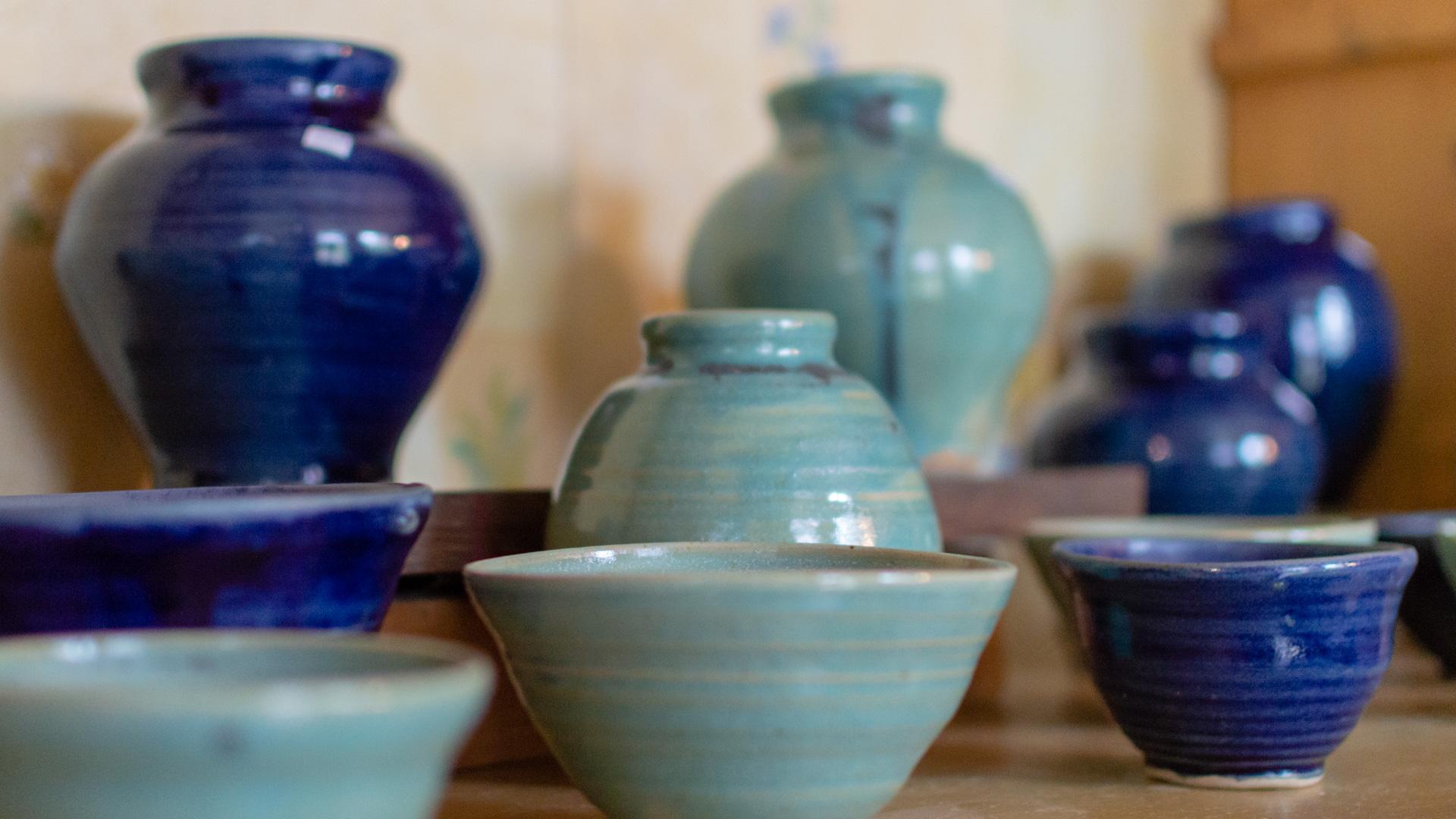 Stage d'initiation à la poterie pour enfants et adultes dans le Calvados