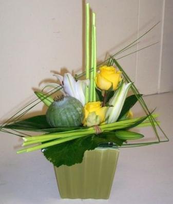 Atelier d'art floral à Biarritz