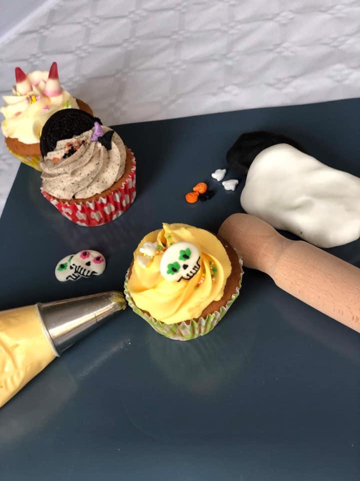 Atelier Enfant Découverte Cupcakes