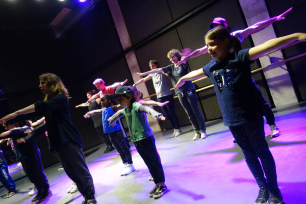 Ateliers duo parent-enfant Hip-hop 5-10 ans