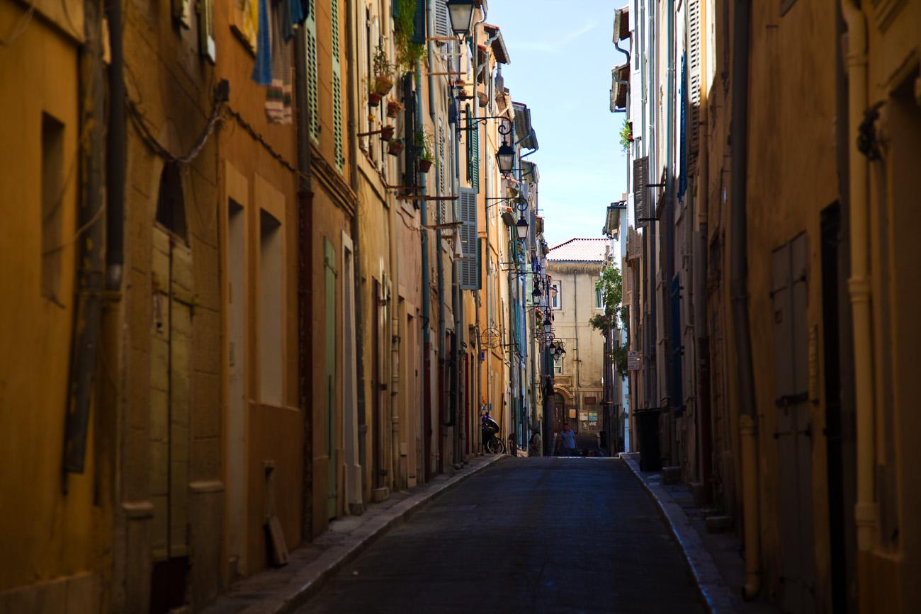 Balade guidée dans le Panier Marseillais en TUKTUK