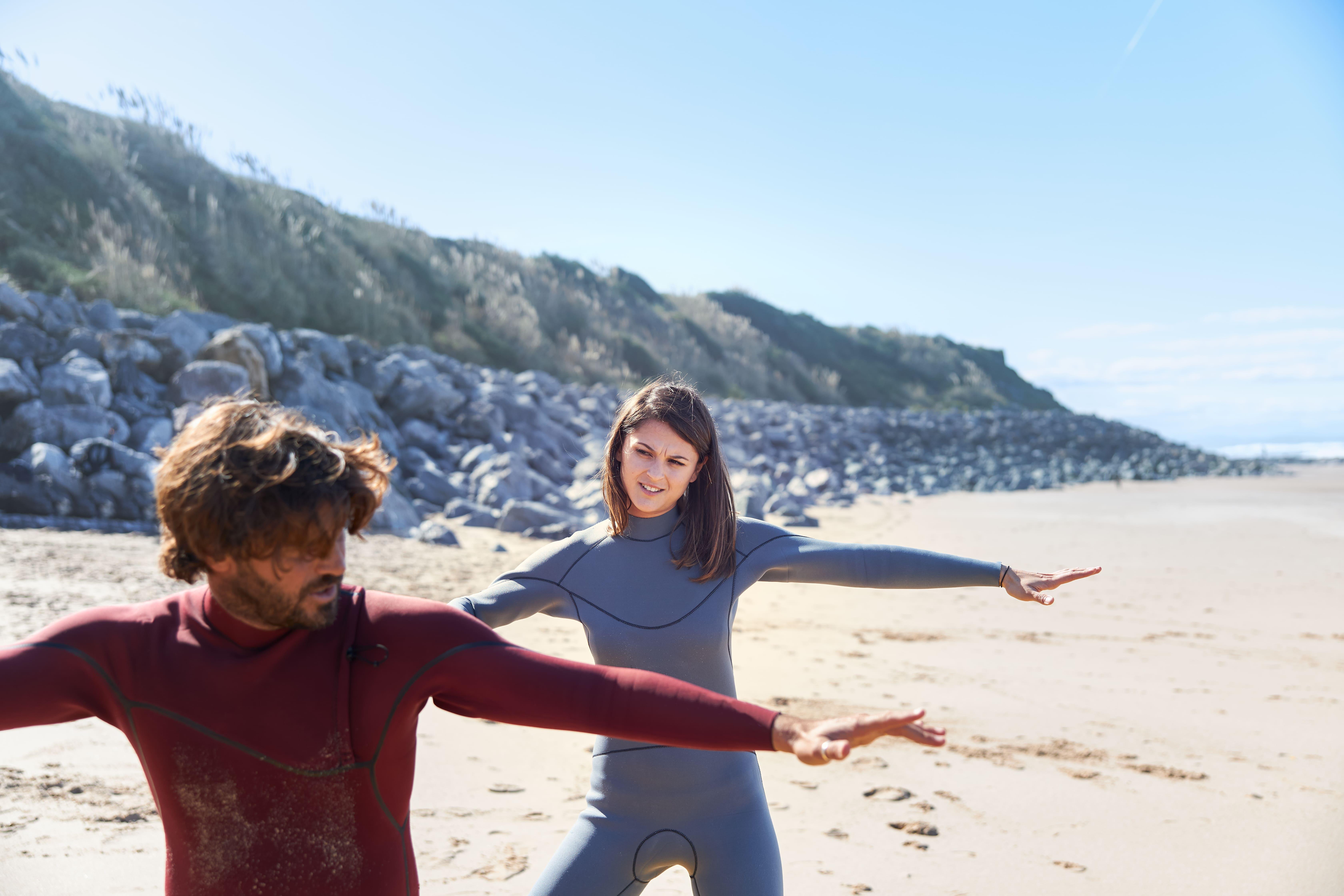 Cours de surf personnalisé au Pays Basque