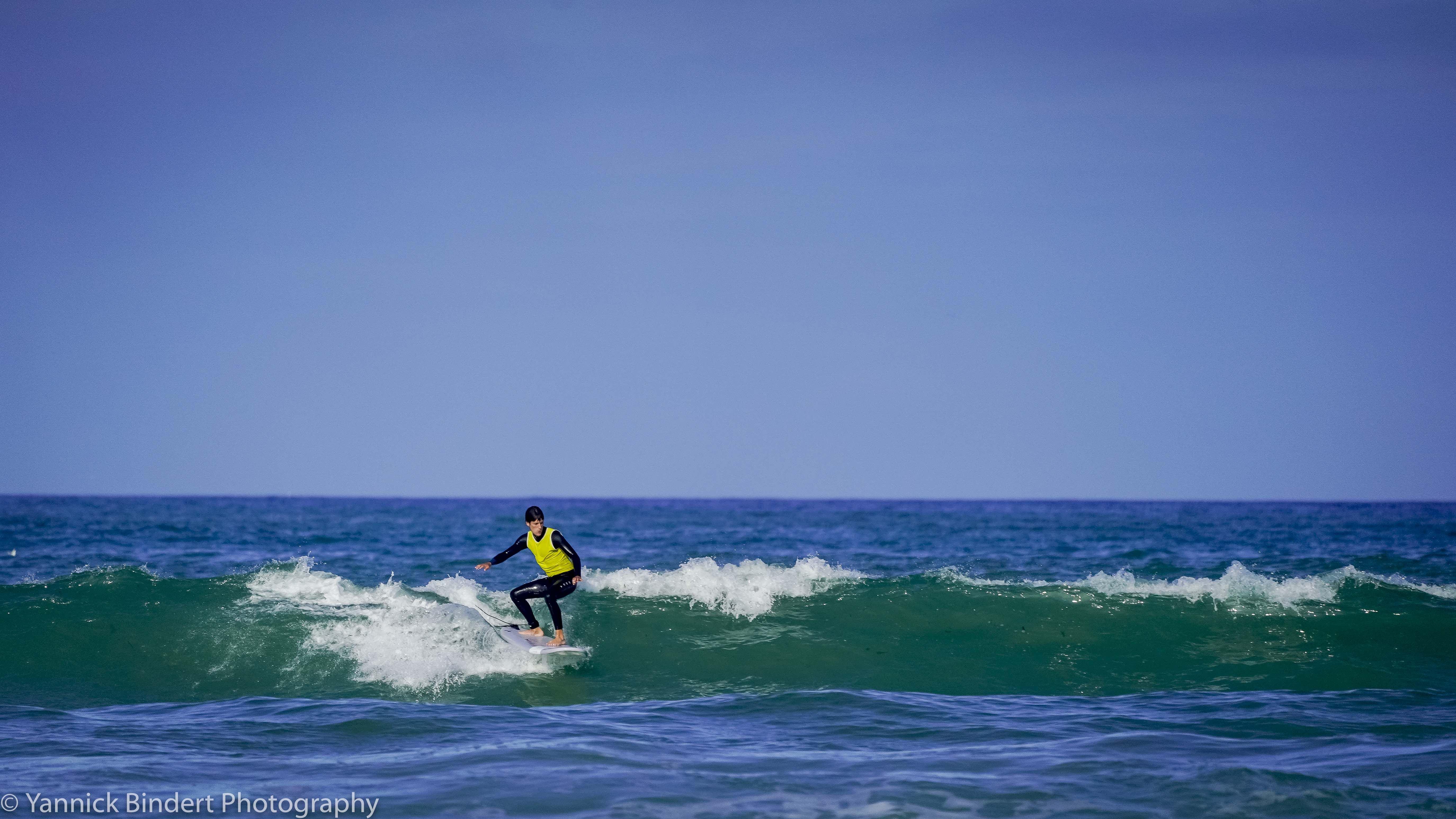 Cours particulier de surf