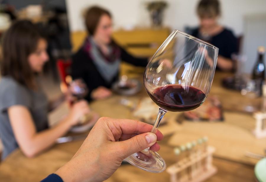 Apprendre les techniques de dégustation de vins à Beaune
