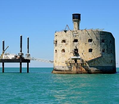Défi Fort Boyard à Marseille