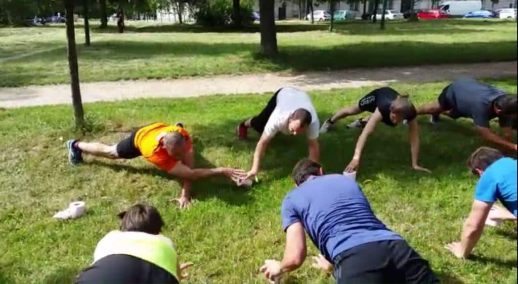 """Teambuilding """"CORPORATE"""" à Saint-Etienne"""