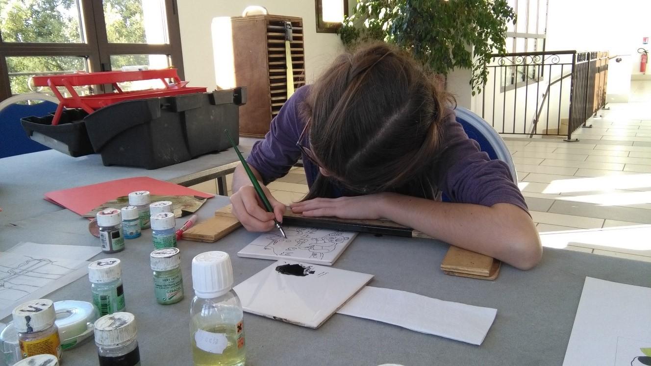 Atelier initiation à la Céramique en Provence