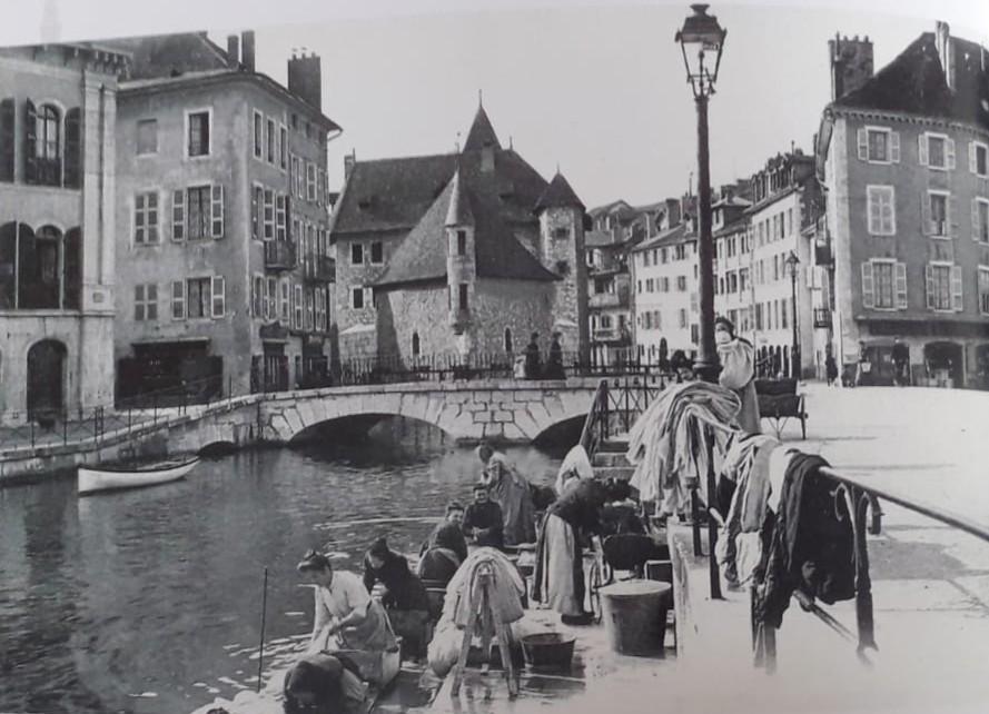 Annecy & ses photos d'Antan