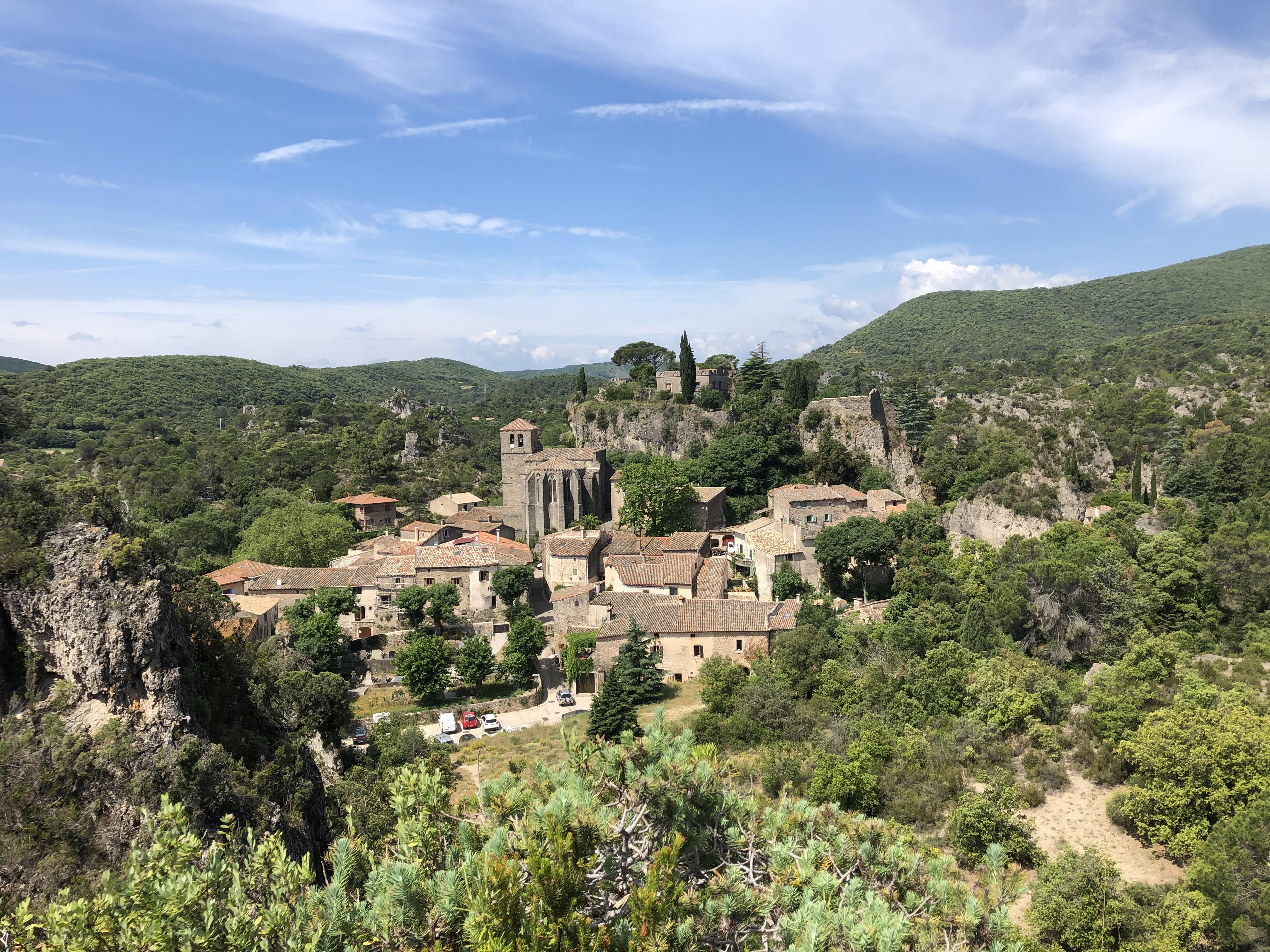 Visite de St Guilhem et de Mourèze