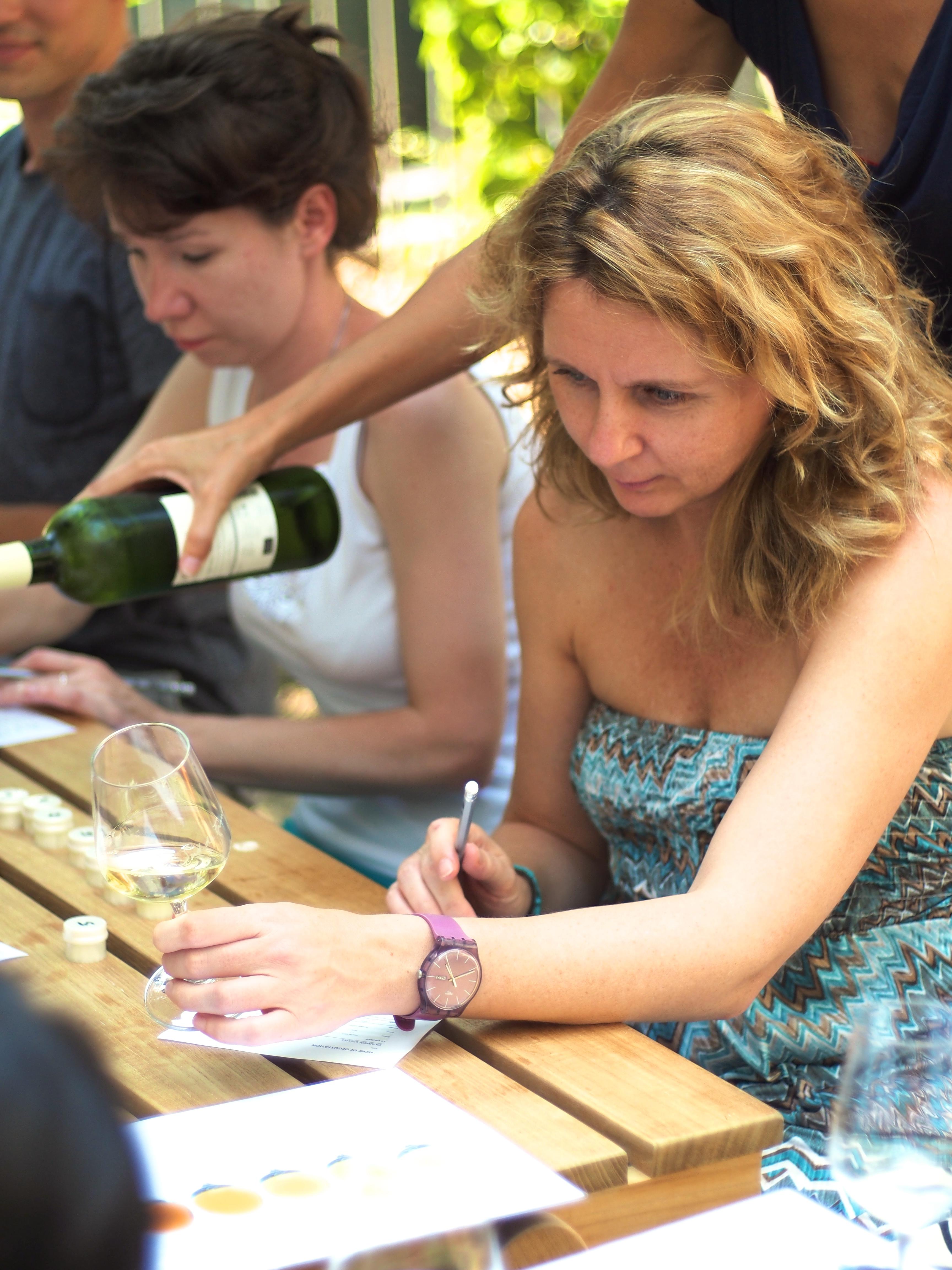 Atelier dégustation Vins & Fromages