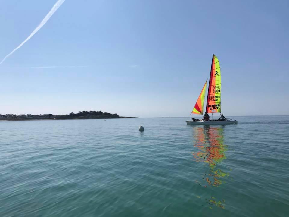 Randonnée en catamaran à Guilvinec
