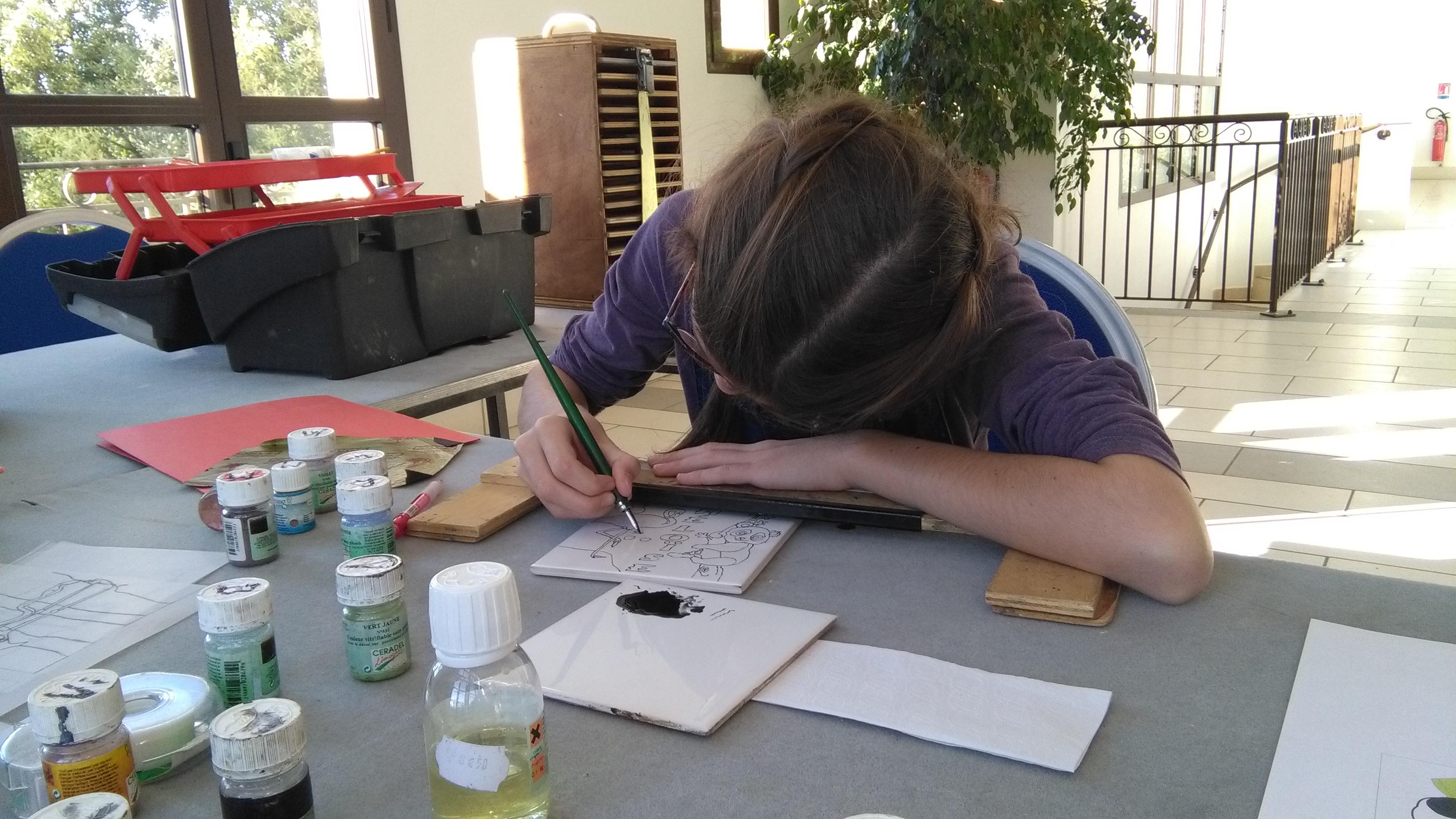 Atelier initiation à la Céramique à Pont Royal