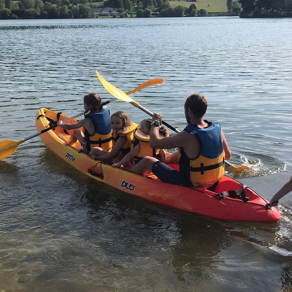 Canoë-Kayak, activité incontournable en Normandie !