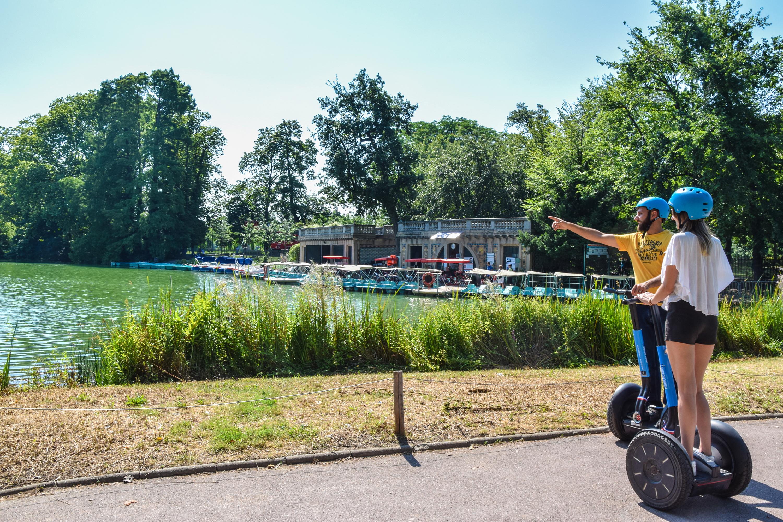 Visite guidée à gyropode Segway : les incontournables de Lyon