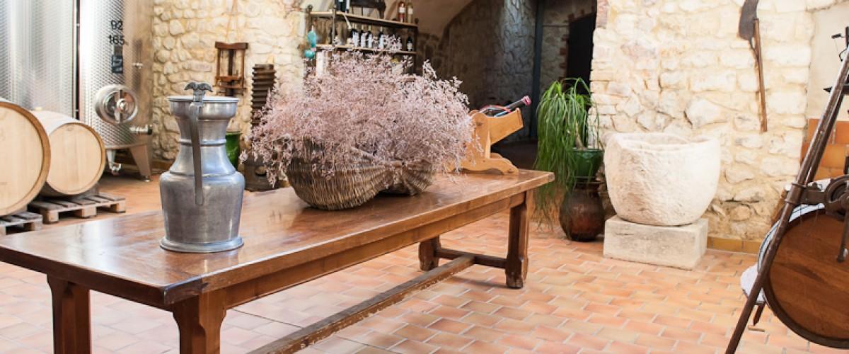 Visite et dégustation de groupe dans un moulin à huile provençal