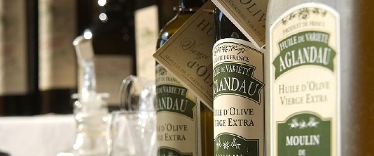Initiation à la dégustation d'huile d'olive en Provence