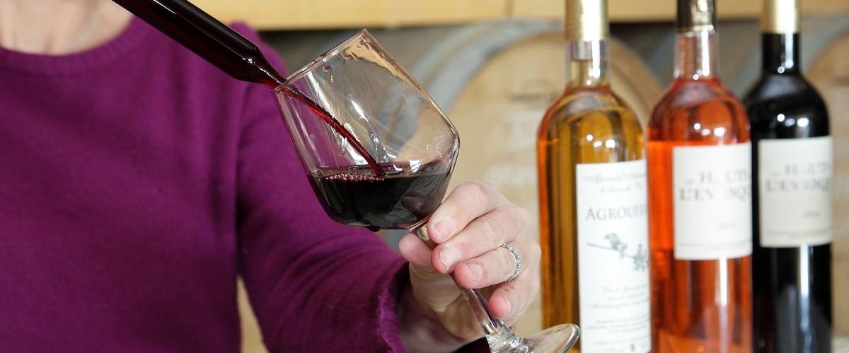 """Atelier œnologique """"De la vigne au vin"""" dans un Château du Pays d'Aix"""