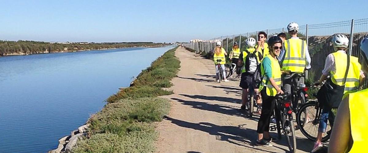 Balade à vélo pour découvrir Béziers et le Canal du Midi