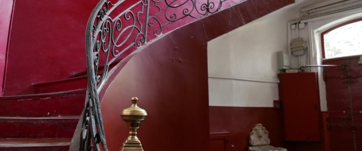 Balade urbaine à la découverte du quartier baroque de Belsunce