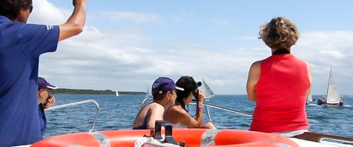 Croisières sur les lacs de Biscarosse