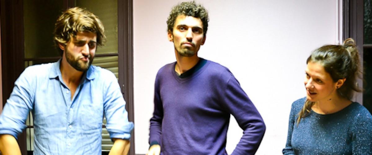 Initiation au théâtre d'improvisation en plein cœur de Paris