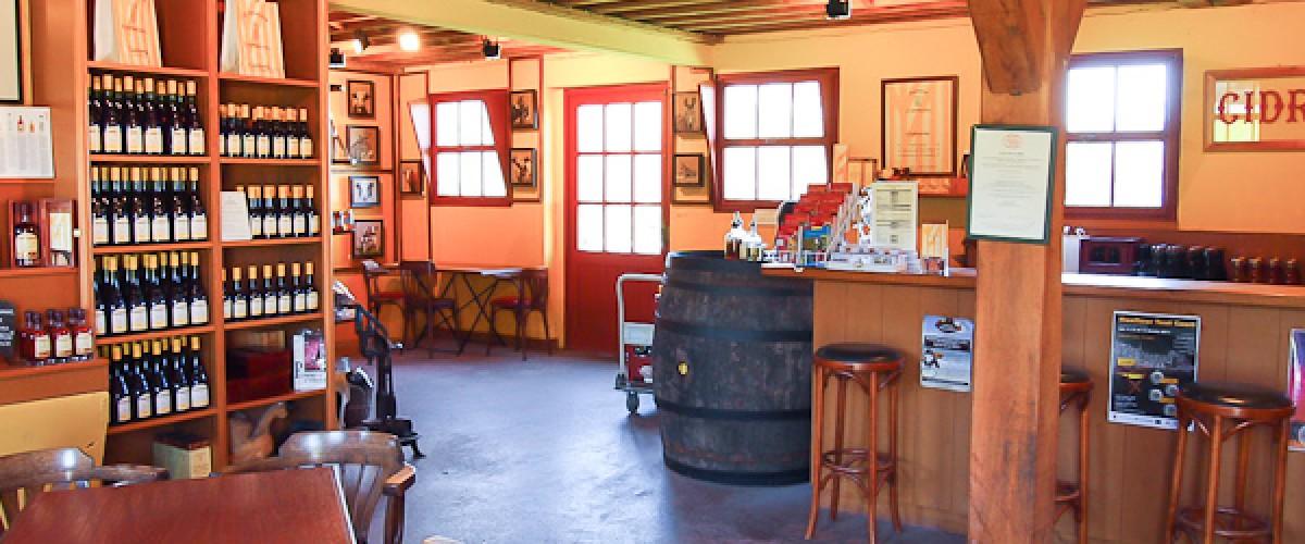 Dégustation et visite guidée d'une exploitation cidricole dans le Calvados