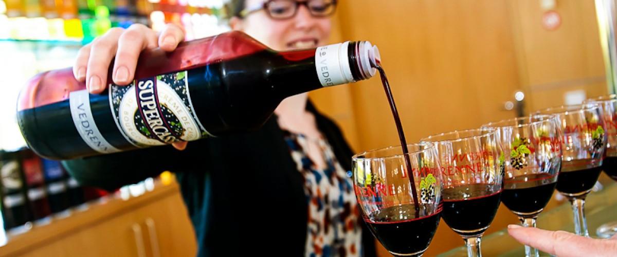 À la découverte du cassis de Bourgogne