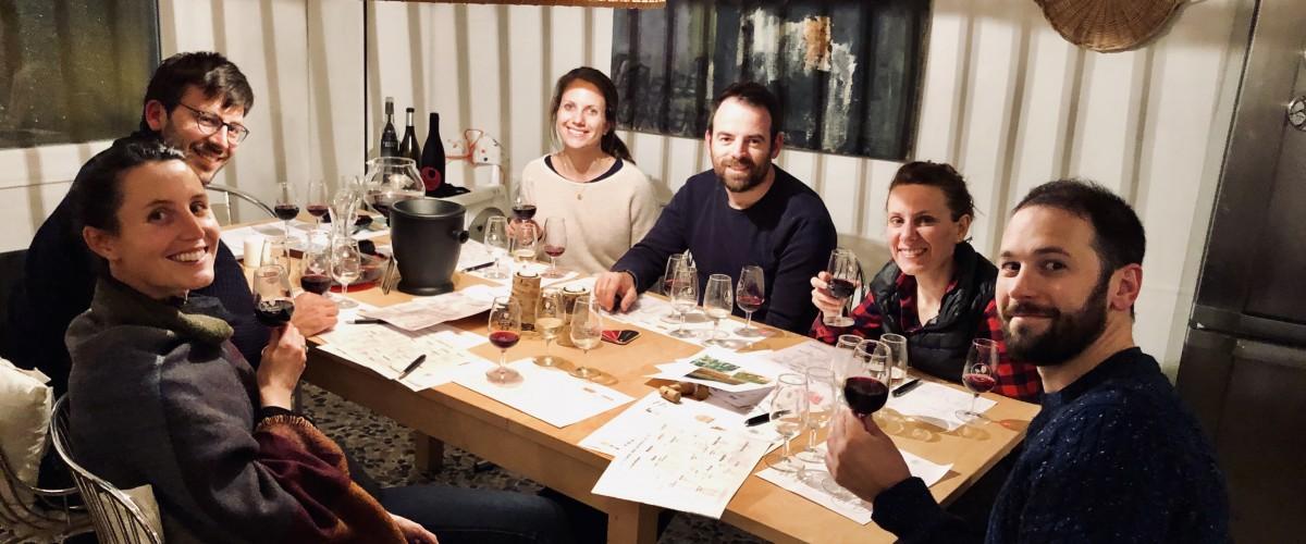 Initiation à l'œnologie et dégustation de vin à Avignon