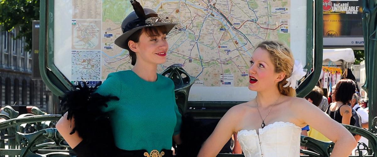 Balade joyeuse en Chansons dans Montmartre