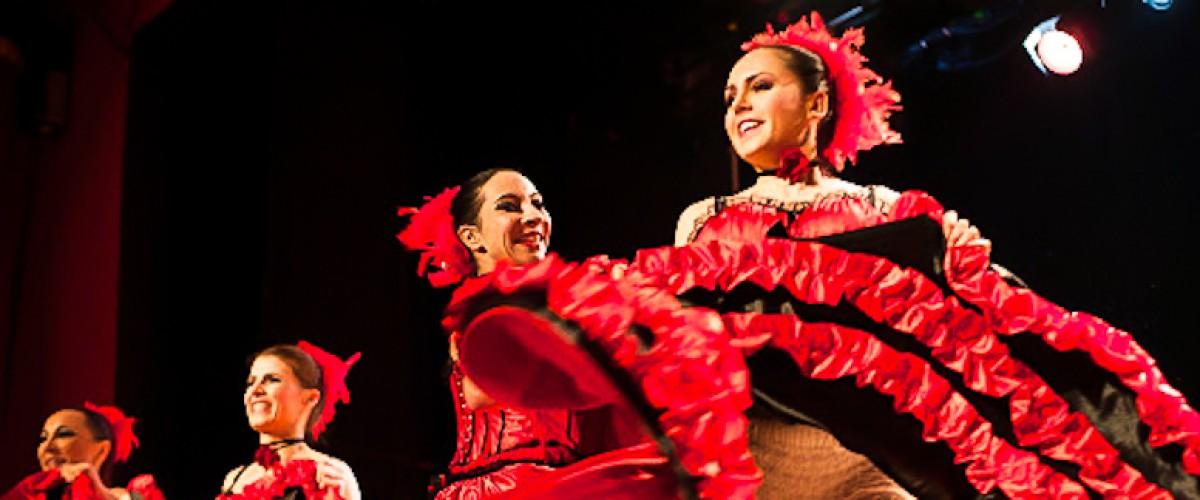 Danse : Initiation au French Cancan