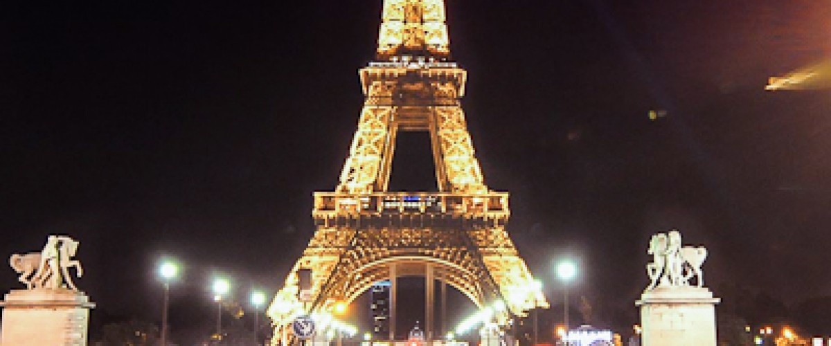 Découverte nocturne de Paris en 2CV !
