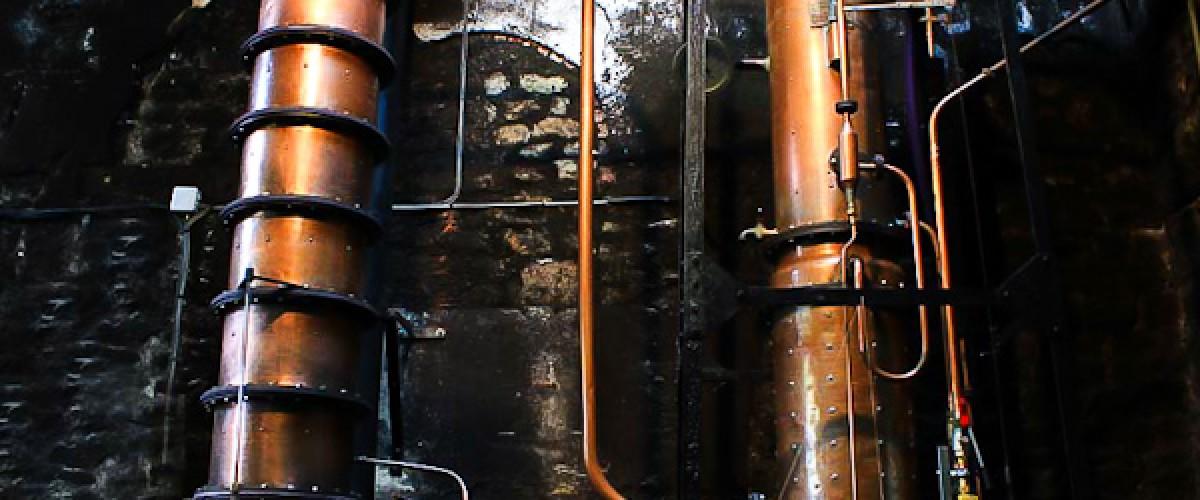 Découverte d'une distillerie artisanale en Suisse Normande