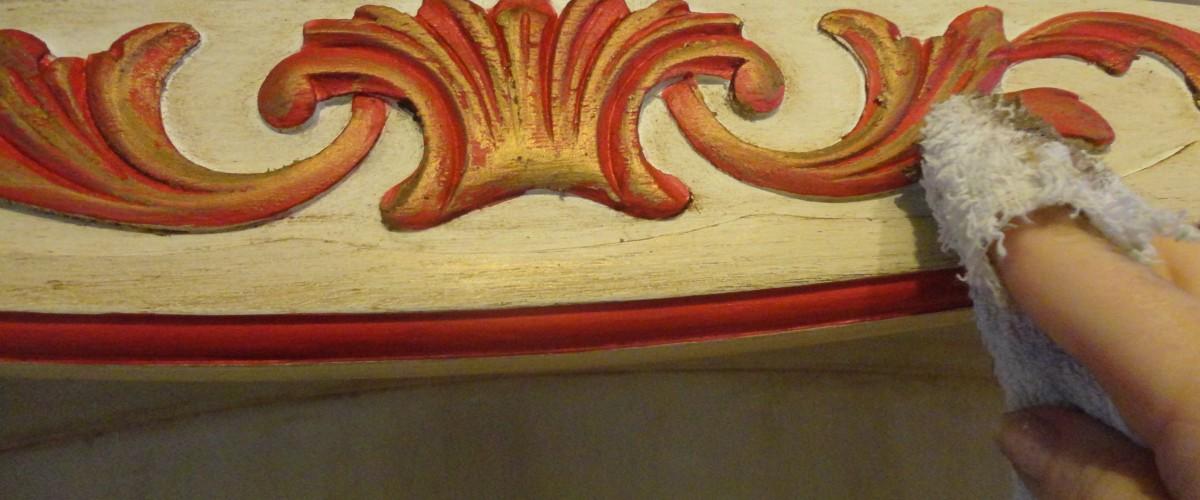 Transformer des objets anciens : atelier décoration et rénovation