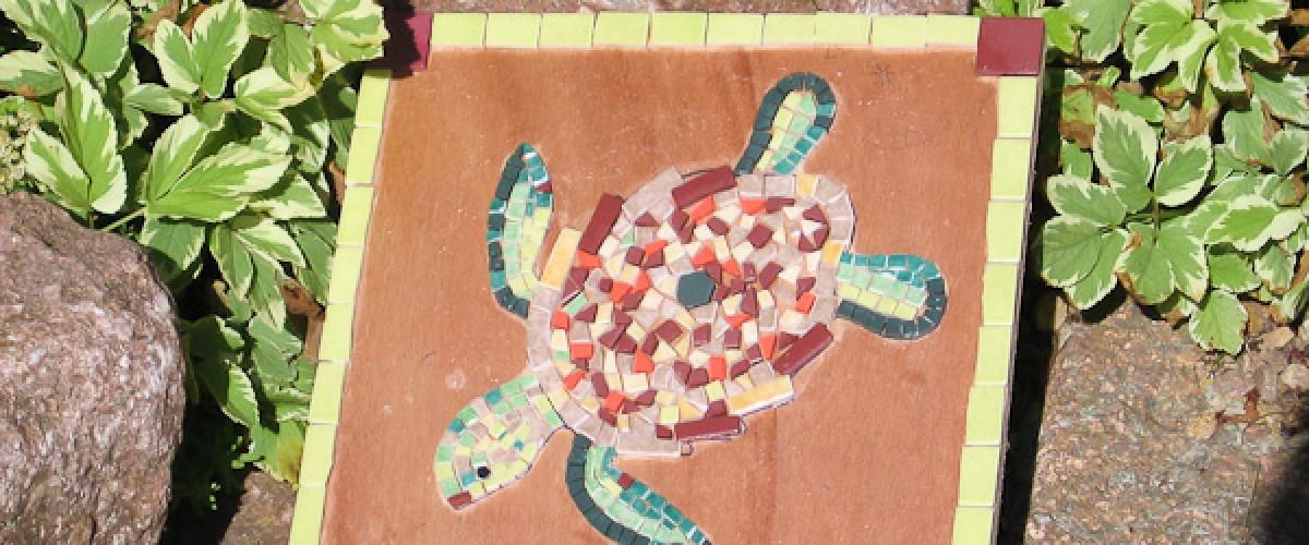 Initiation à la mosaïque en région lyonnaise