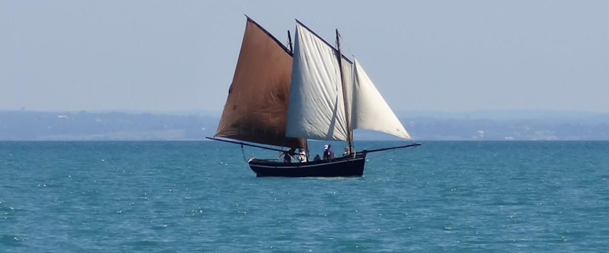 Embarquez sur un vieux gréement à la découverte du patrimoine breton !