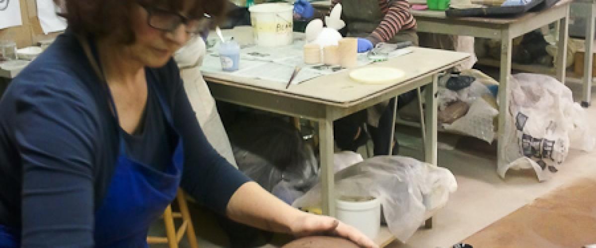 Journée d'initiation à la poterie en terre papier