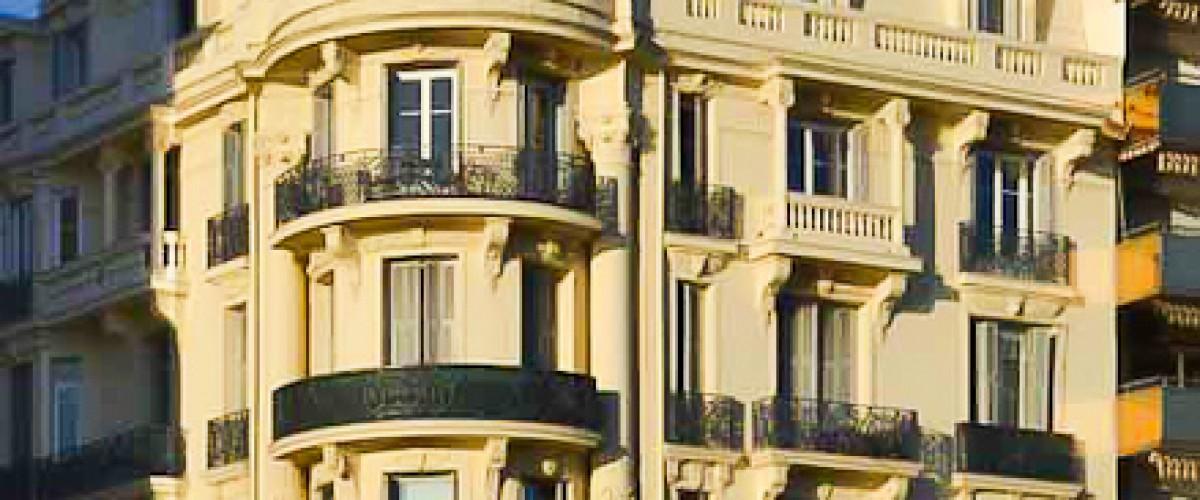 Balade originale pour découvrir Nice par ses façades