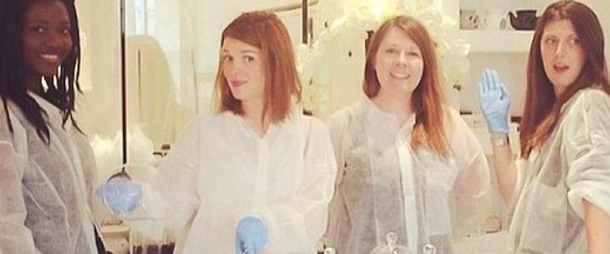 Atelier olfactif à Paris : créez votre propre bougie parfumée