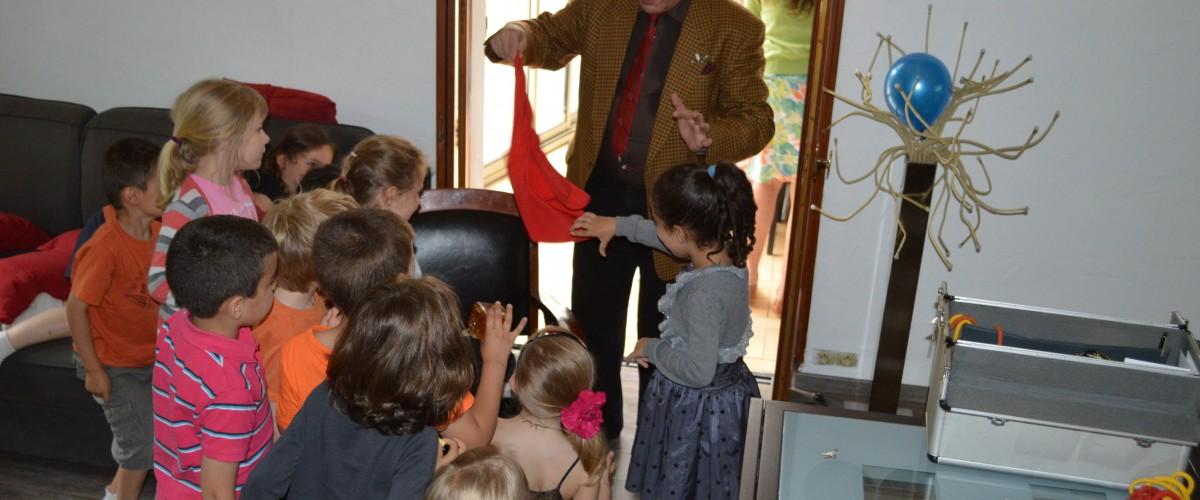 Cours de magie avec un magicien professionnel à Paris en Île-de-France
