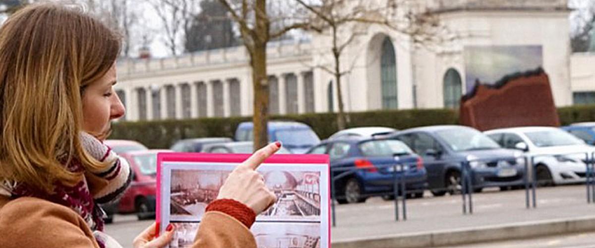 """Visite guidée du patrimoine architectural """"Art Nouveau"""""""