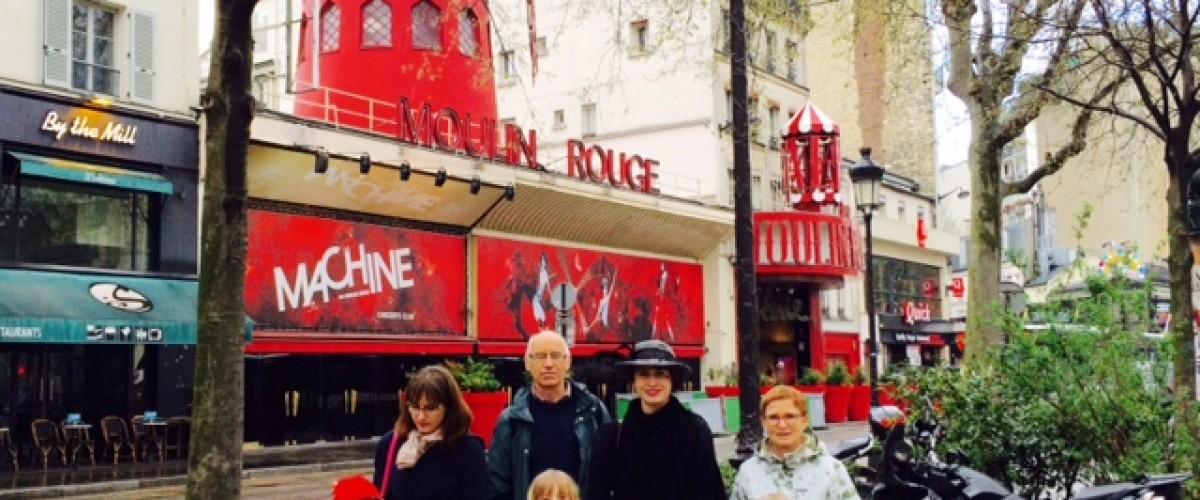 Montmartre : balades en chansons pour les enfants !