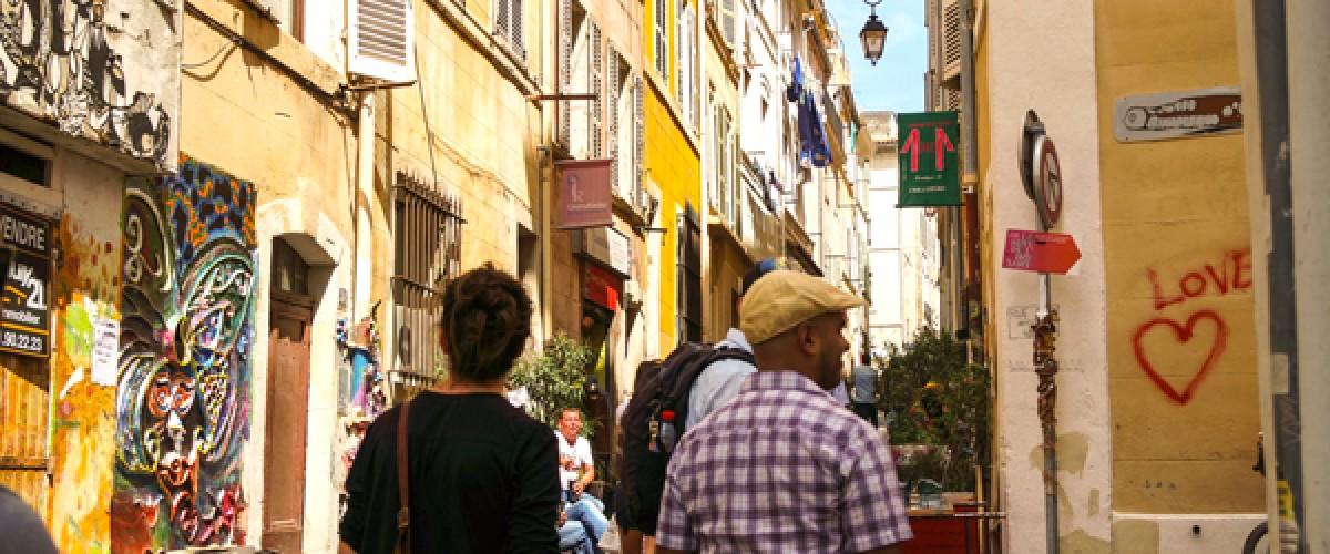 A la découverte du vieux et du nouveau Marseille
