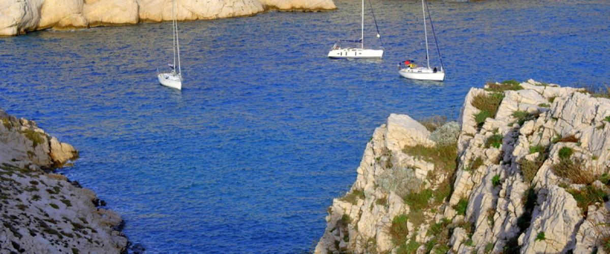 Iles du Frioul : balade commentée sur les îles de Marseille