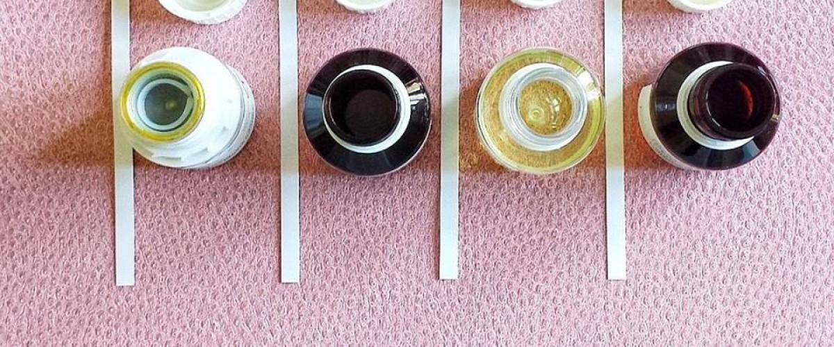 Atelier initiation et création de parfum en Champagne