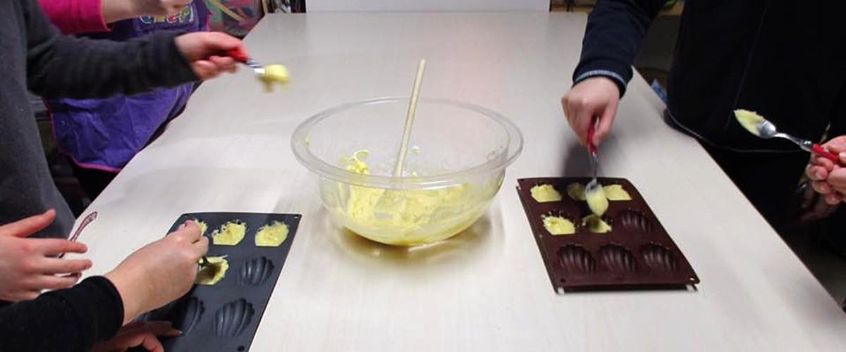 Atelier de cuisine pour les enfants à Dijon