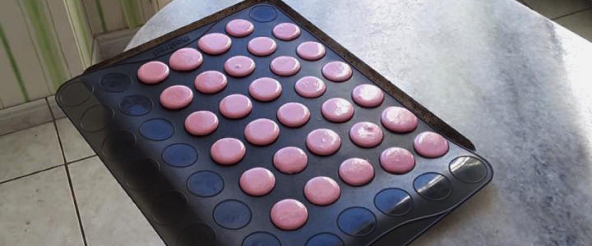 Dijon : atelier de fabrication de macarons à domicile