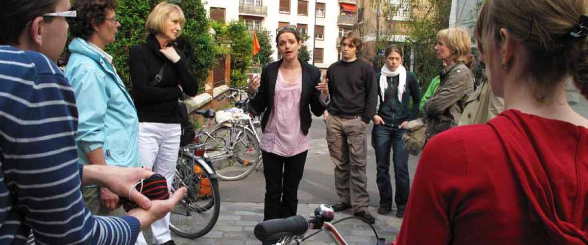 Découvrir la rive gauche de Paris à vélo !