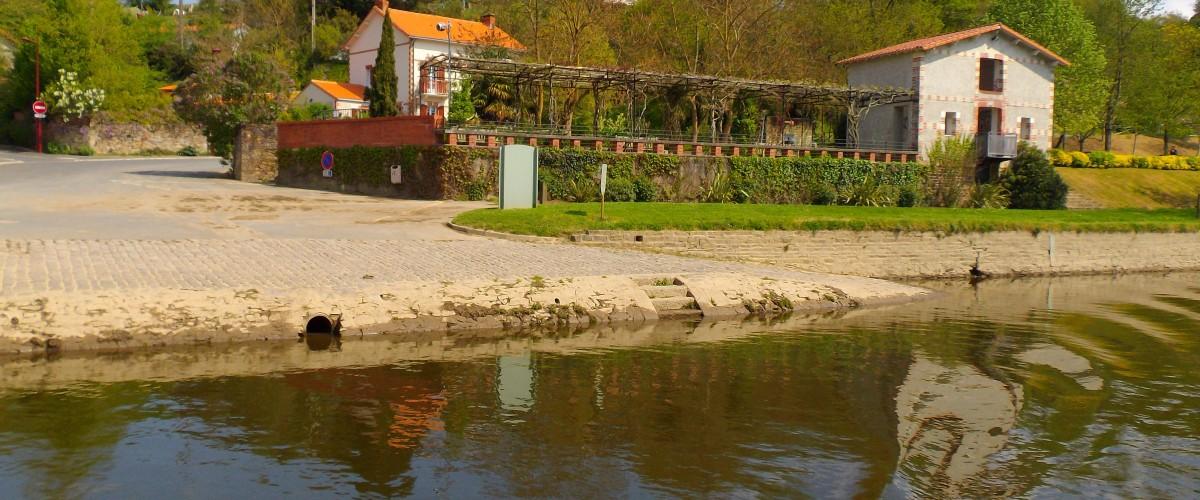 Découverte de la Sèvre, rivière du vignoble nantais
