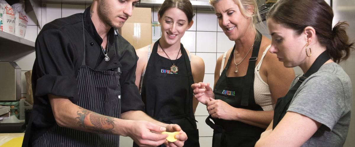 Atelier culinaire : faire ses pâtes fraiches à l'italienne